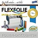 FLEXFOLIE BÜGELFOLIE 1 METER x 500mm POLI-FLEX PREMIUM ECO REFLEX