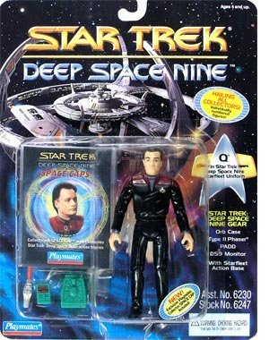 niform - Actionfigur - Star Trek Deep Space Nine von Playmates ()