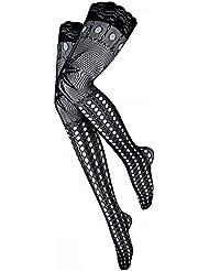 Levée ® Chaussettes Support Los avec bande de dentelle anti-dérapant