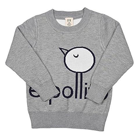 Jungen Jumper Little Hand Cosy Weihnachtspullover Baumwolle Kinder Sweatshirts Baby Pulli 98 104 110 116 122