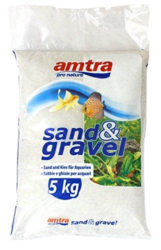 Wave A4022976 Sand, fein, 5 Kg, Naturksand, weiß