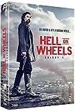 DVD HELL ON WHEELS S4 * Général : * Date de sortie marché : Juillet 2015 * Référence EAN : 3700301046321 * Titre : Hell on Wheels - Saison 4 * Date de sortie marché : 01 Juillet 2015 * Editeur : Wild Side Vidéo * Caractéristiques : * Langue(s) audio ...