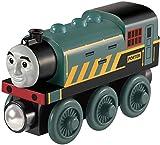 Mattel BDF98 – Fisher-Price Thomas und seine Freunde Porter, Holz Lokomotive, klein - 2