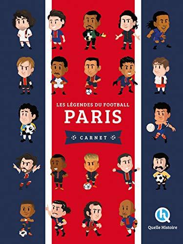 Les légendes du football Paris