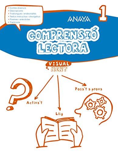 Compresió lectora 1. (Visualment) - 9788469832066
