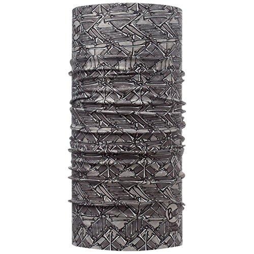 Buff Barebone Multifunktionstuch, hoher UV-Schutz, unisex, Barebone, grau, Einheitsgröße