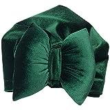 Fuibo Baby Mütze, Neugeborenen Kleinkind Kinder Jungen Mädchen Bowknot Turban Beanie Hut Headwear Hut | Baby Mütze Beanie Keep Warm Hut Strickmützen (Grün)
