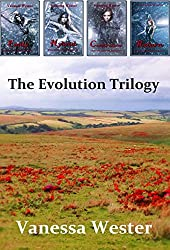 The Evolution Trilogy & Prequel: Hybrid, Complications, Return, & Emily (English Edition)
