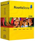 Rosetta Stone Version 3: Japanese Level 2 with Audio Companion (Mac/PC CD)