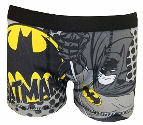 Boxer Batman - Batman Garçons 1 X Boxer Shorts 4-5