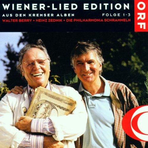 Preisvergleich Produktbild Wiener-Lied-Edition 1-3