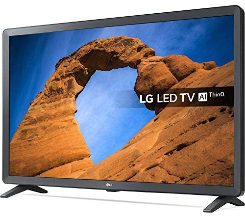 LG Electronics 32LK610 32HD Ready SMART LED TV with webOS 1366 x 768 Black 3x HDMI and 2x USB [Energy Class A+]