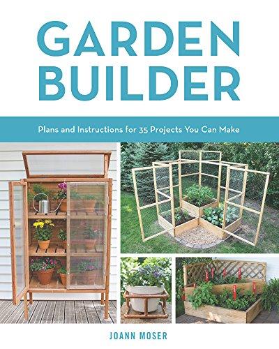 Cedar Potting Bench (Garden Builder (English Edition))