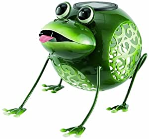 Gardman Frog Metal Decorative Animal Light
