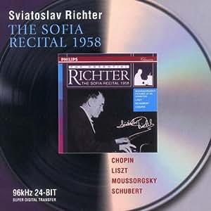The Sofia Recital 1958