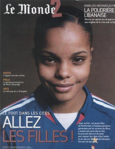 Le Monde 2 N°56 12 Mars 2005: Foot dans...