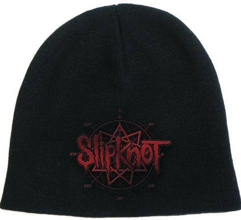 Slipknot Beanie Logo Mütze Cap Strickmütze - Slipknot Messenger Bag