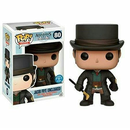 Funko Pop!-Figur Games 80 - Assassin's Creed : Xbox 360 Syndicate - Jacob Frye [Uncloaked]