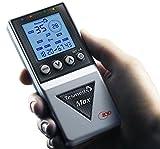 TESMED MAX 830, Elettrostimolatore Muscolare Professionale con 20 elettrodi: massima potenza, risultati rapidi e certificati, addominali, potenziamento muscolare, contratture e inestetismi