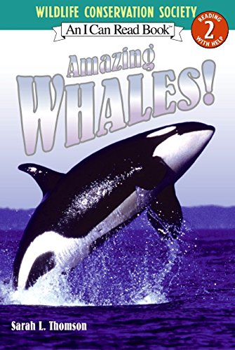 Amazing Whales! (I Can Read Nonfiction - Level 2) por Sarah L Thomson