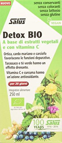 Integratore Alimentare per Favorire l'Eliminazione delle Tossine x 250 ml