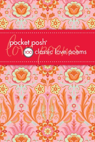 Pocket Posh: 100 Classic Love Poems