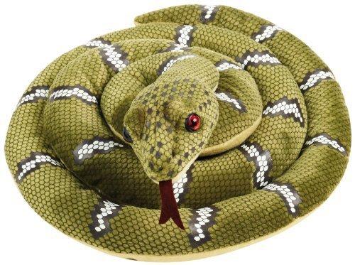 Preisvergleich Produktbild venturelli 770709 plush snake average national geographic series by VENTURELLI