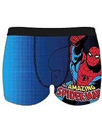 Mens Spiderman Boxer Shorts Small