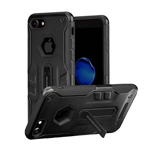 Nillkin Defender 4Legierung Stent Sport Auto TPU Case für Apple iPhone 7–Schwarz