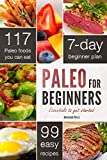 Best Paleo Diet Books - Paleo for Beginners: Essentials to Get Started Review