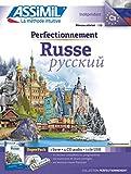 Superpack perfectionnement russe - Contient 1 livre, 1 clé USB (4CD audio MP3)