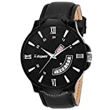 Espoir Analog Black Dial Men's Watch - ES01245