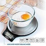 Tatkraft Classic Digital Küchenwaage 5Kg Edelstahl