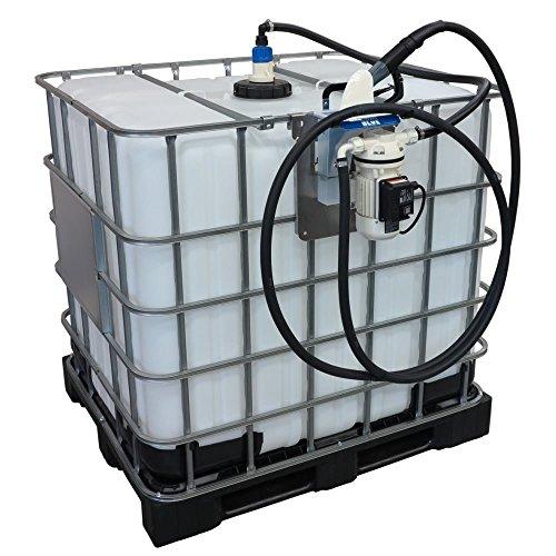 IBC Zur kontrollierten Entnahme von Wasser am IBC