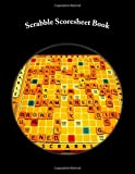 Scrabble Scoresheet Book: 100 Pages (50 sheets)