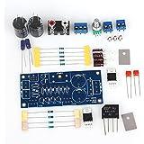 WEONE Bueno TDA2030A Audio bricolaje poder Componentes tarjeta del amplificador de 18W Kit x2