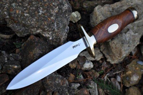 Benutzerdefinierte Handmade Jagdmesser 440c Stahl