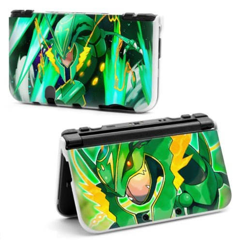 cartoon-pikachu-pokemon-green-hard-protective-case-cover-for-nintendo-new-style-3ds-xl