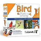Bird-A-Day 2018 Daily Calendar: Western North America