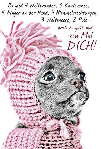 Undercover Lustige Sprüche Geburtstagskarte Klappkarte 036F
