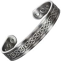 Keltisches Armband, Kupfer Magnetarmband–Arthritis, Karpaltunnel Heilung Armband Magnetische Therapie, antik... preisvergleich bei billige-tabletten.eu