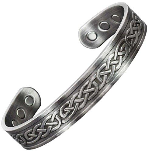 Bracelet Magnétique Bracelet Cuivre Pur avec six aimants d'occasion  Livré partout en Belgique