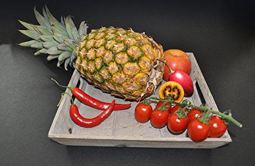 Hanzz Tunke Tamarillo Dip für die Bratwurst und Grillwurst: 6 x Tunke tomatig, würzig mit Tamarillo