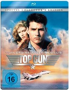 Top Gun (Limitierte Steelbook Edition) [Blu-ray]