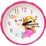 My Party Suppliers Frozen Alarm Clock For Girls/Cartoon Alarm Clock Big Number Kids Children Birthday Gift Home Decor Desk Table Clocks Frozen Clock