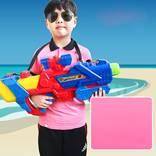 Wasserpistolen Super Wasserpistolen Wasserpistolen Wasserpistolen Große Kapazität Wasserpistolen Surfen Spielzeug Kinder und Erwachsene (Capacity : 900ml, Color : 1)