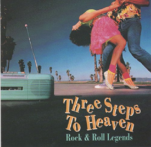 Three Steps To Heaven - Rock & Roll Legends (Cosmetic Roll)