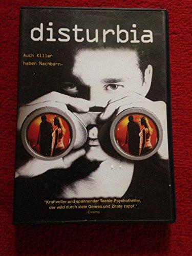 Disturbia (Thriller) DVD