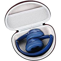 Faylapa - Funda rígida para auriculares, EVA, funda de viaje que proporciona la máxima