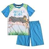 Disney Das Dschungelbuch Jungen Shorty-Pyjama - blau - 128